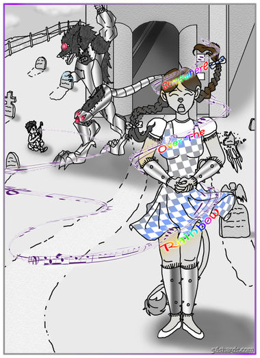 "ch.3, pg.111: ""Technicolor Dorothy, Pt. 1"""