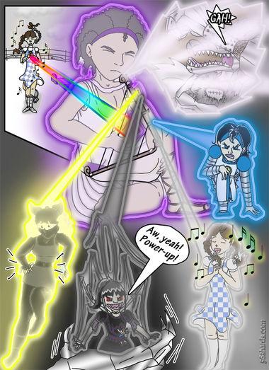 "ch.3, pg.112: ""Technicolor Dorothy, Part 2"""