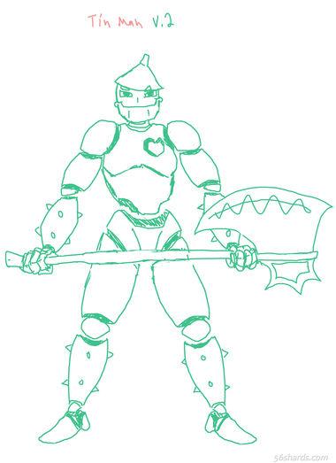 Tin Man version 2