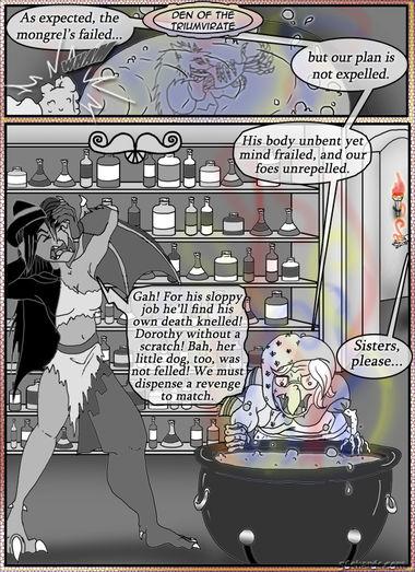 """ch.3, pg.122: """"The Triumvirate: Secret Masterminds"""""""