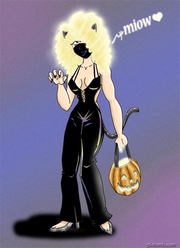 Halloween 2011 – Miow
