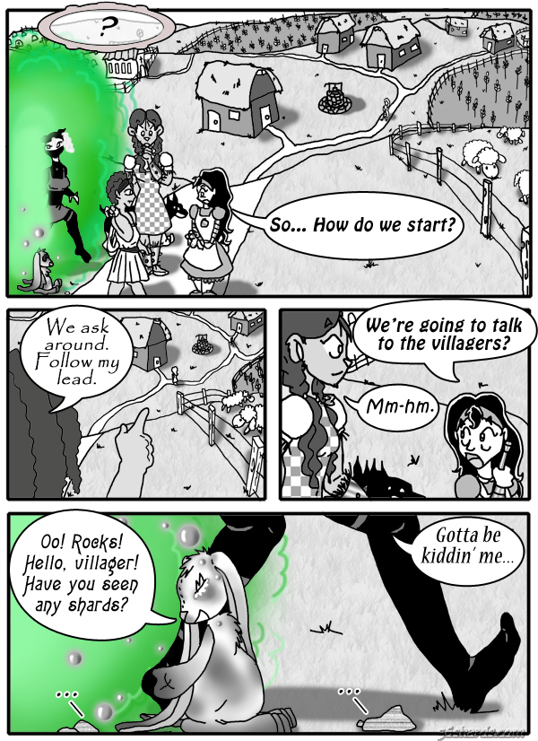 "ch.3, pg.11: ""Asking Around"""