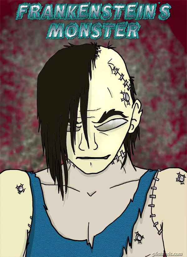 "Halloween 2012: ""The Monster"""