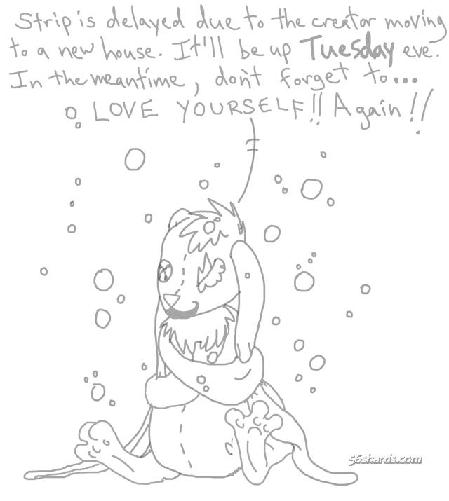 Apology 2: love self… again!