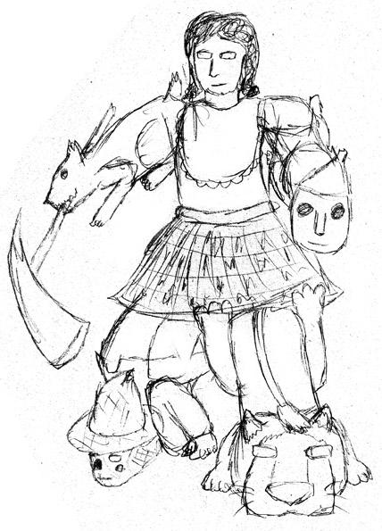 Voltron Dorothy