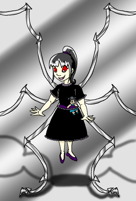 Miss Muffet New Dress 1
