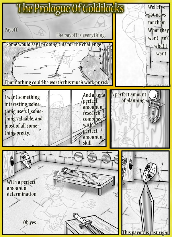 "ch.2, pg.3: ""The Prologue Of Goldilocks 1"""
