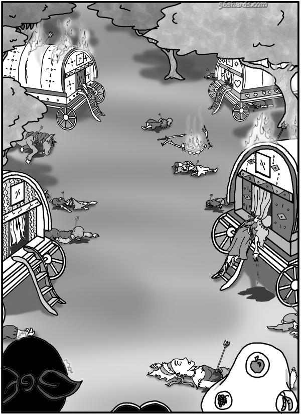 """ch.2, pg.25: """"Trampled Gypsies"""""""